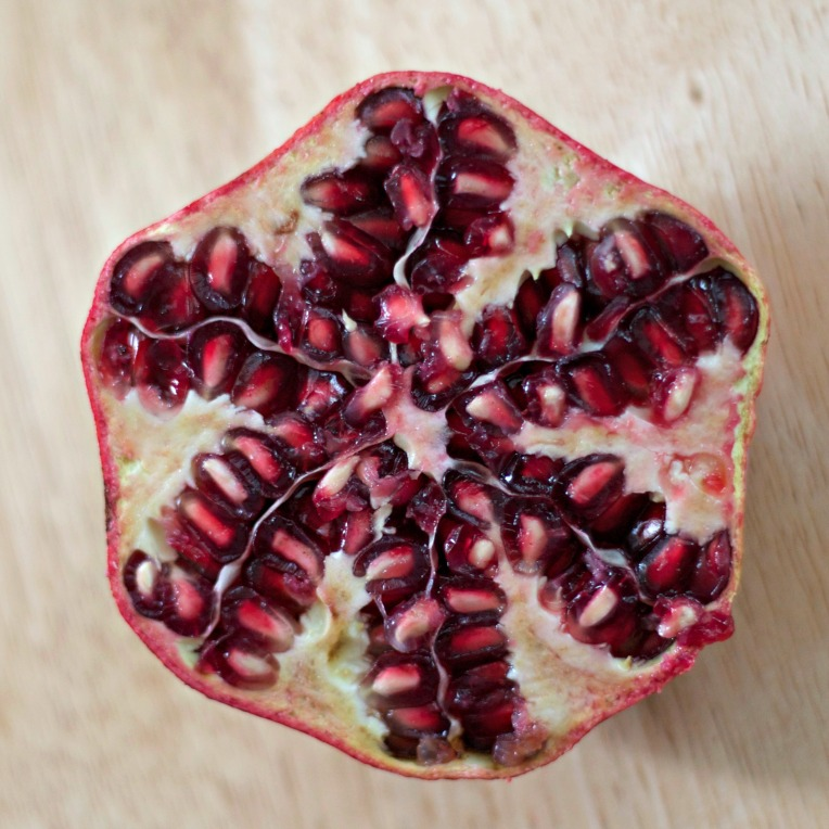 beautiful pomegrenate